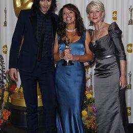 Russell Brand / Susanne Bier / Helen Mirren / 83rd Annual Academy Awards - Oscars / Oscarverleihung 2011 Poster