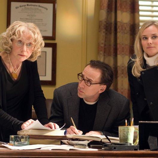 Vermächtnis des geheimen Buches, Das / Helen Mirren / Nicolas Cage / Diane Kruger Poster