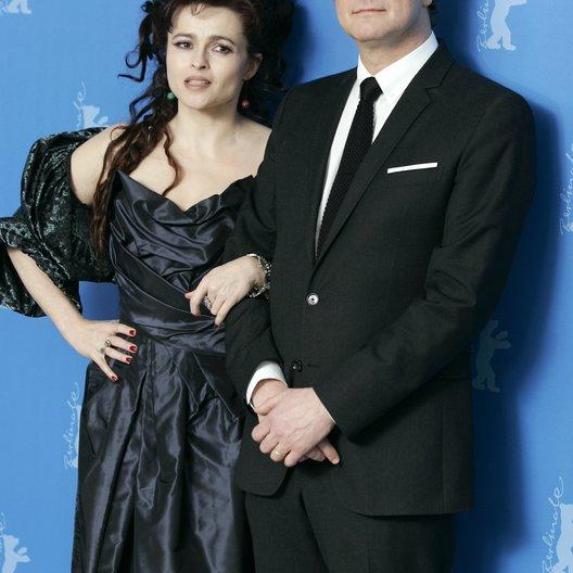 Helena Bonham Carter / Colin Firth / 61. Filmfestspiele Berlin 2011 / Berlinale 2011 Poster