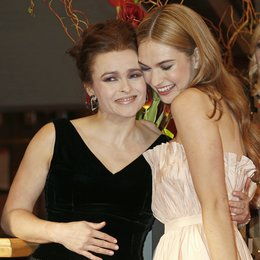 Helena Bonham Carter / Lily James / Internationale Filmfestspiele Berlin 2015 / Berlinale 2015