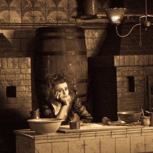 Sweeney Todd - Der teuflische Barbier aus der Fleet Street / Sweeney Todd / Johnny Depp / Alan Rickman Poster