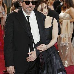 Tim Burton / Helena Bonham Carter / 85th Academy Awards 2013 / Oscar 2013 Poster
