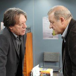 Wilsberg: Doktorspiele (ZDF) / Leonard Lansink / Helmut Berger