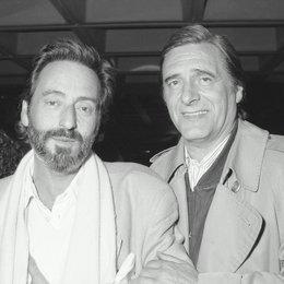 30 Jahre Filmest München / Helmut Dietl und Helmut Fischer 1991 Poster