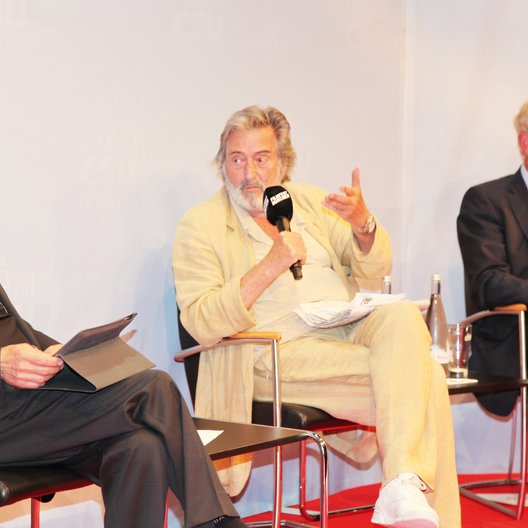 CSU lud zur Urheberrechtsdebatte / Eberhard Sinner, Helmut Dietl und Thomas Kreuzer Poster