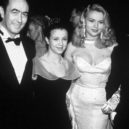 Eichinger, Bernd / Nina Eichinger / Veronica Ferres / Helmut Dietl / Deutscher Filmball 1996