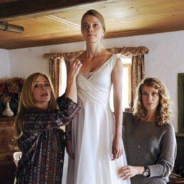Hochzeit meiner Schwester, Die (ARD) / Chiara Schoras / Henrike von Kuick / Olivia Pascal Poster