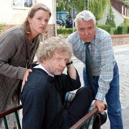 Auf Doktor komm raus (ZDF) / Henry Hübchen / Christian Steyer / Mira Bartuschek Poster