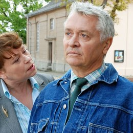 Auf Doktor komm raus (ZDF) / Henry Hübchen / Marie Gruber Poster