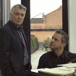 Siska: Requiem für einen Engel (ZDF / ORF / SF DRS) / Henry Hübchen / Florian Fitz Poster