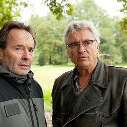 Spreewaldkrimi: Die Tränen der Fische (ZDF) / Henry Hübchen / Uwe Kockisch Poster