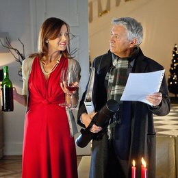 Weihnachten ... ohne mich, mein Schatz! (NDR) / Angela Roy / Henry Hübchen Poster