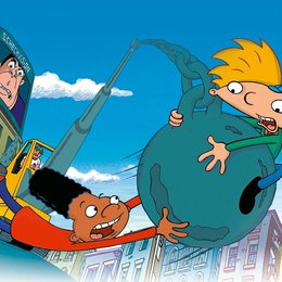Hey Arnold! The Movie Poster