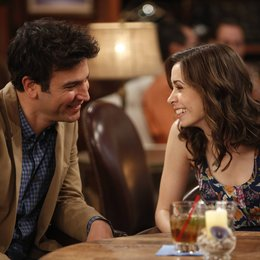 How I Met Your Mother (9. Staffel, 24 Folgen) / Josh Radnor / Cristin Milioti Poster