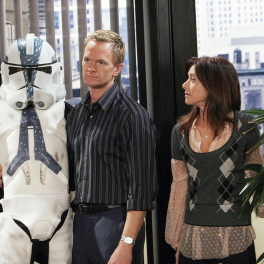 How I Met Your Mother - Season 2 / Neil Patrick Harris / Alyson Hannigan Poster
