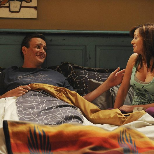 How I Met Your Mother - Season 05 / Jason Segel / Alyson Hannigan Poster