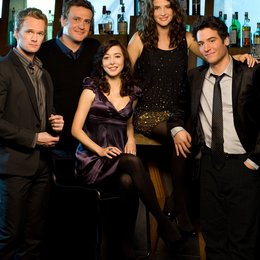 How I Met Your Mother - Season 05 / Josh Radnor / Neil Patrick Harris / Cobie Smulders / Jason Segel / Alyson Hannigan Poster