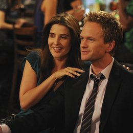 How I Met Your Mother - Season 05 / Neil Patrick Harris / Cobie Smulders Poster
