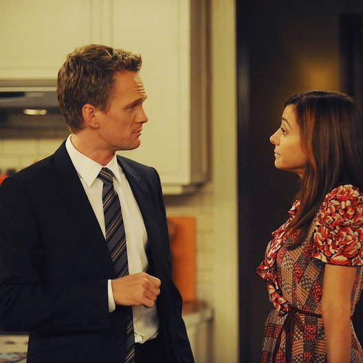How I Met Your Mother - Season 05 / Neil Patrick Harris / Alyson Hannigan Poster