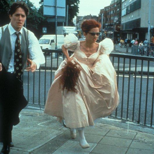 Vier Hochzeiten und ein Todesfall / Hugh Grant Poster
