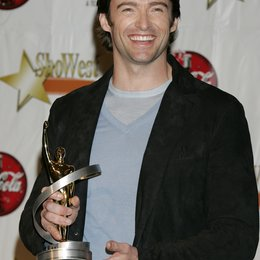 "Jackman, Hugh / ""Male Star of the Year"" / 32. ShoWest Awards 2006 in Las Vegas Poster"