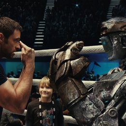 Real Steel / Hugh Jackman Poster