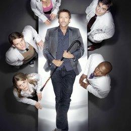 Dr. House (06. Staffel) / Hugh Laurie / Omar Epps / Jennifer Morrison / Lisa Edelstein / Jesse Spencer / Robert Sean Leonard Poster