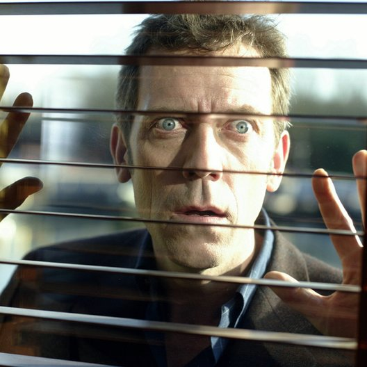 Dr. Slippery - Die kompette Serie / Hugh Laurie Poster