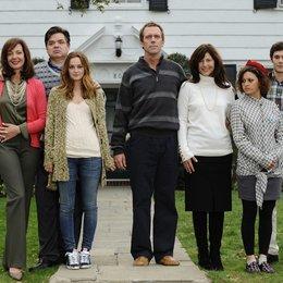 Tochter meines besten Freundes, Die / Allison Janney / Oliver Platt / Leighton Meester / Hugh Laurie / Catherine Keener