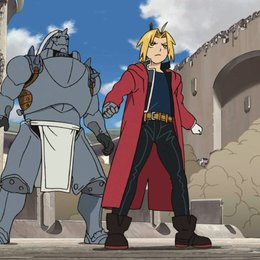 Full Metal Alchemist - The Sacred Star of Milos Poster