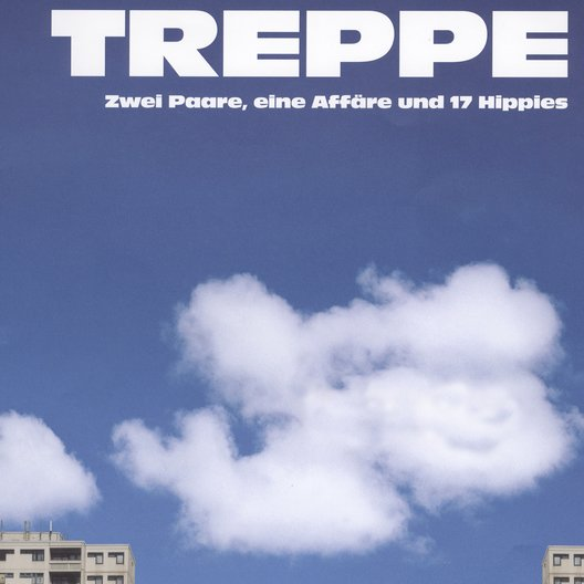 Halbe Treppe Poster