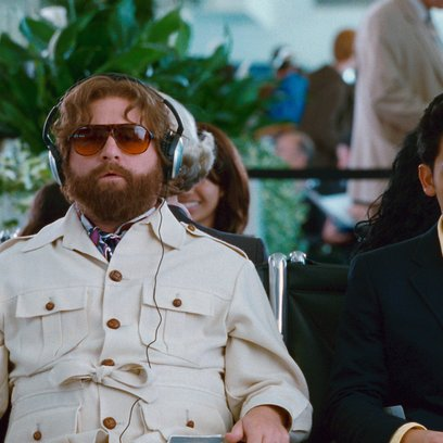 Hangover 2 / Zach Galifianakis / Mason Lee Poster