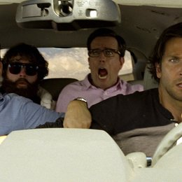 Hangover 3 / Justin Bartha / Zach Galifianakis / Ed Helms / Bradley Cooper Poster