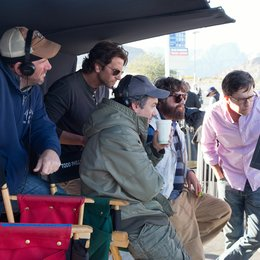 Hangover 3 / Set / Bradley Cooper / Todd Philips / Zach Galifianakis / Ed Helms