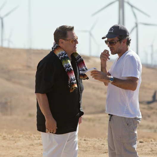 Hangover 3 / Set / John Goodman / Todd Phillips