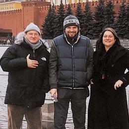 3. Festival des deutschen Films in Moskau, 2005 / Burghart Klaussner / Hans Weingartner / Simone Baumann