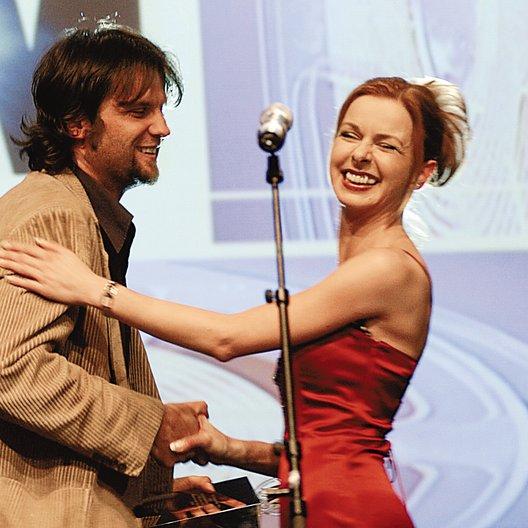 Filmfest München 2004 / Förderpreis Deutscher Film / Hans Weingartner / Ines Krüger Poster