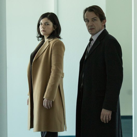 Letzte Spur Berlin (03. Staffel, 12 Folgen) / Jasmin Tabatabai / Hans-Werner Meyer Poster