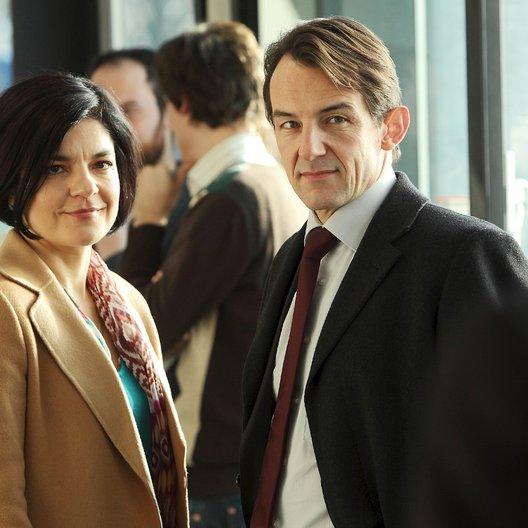 letzte Spur / Letzte Spur Berlin, Die / letzte Spur, Die (ZDF) / Die letzte Spur (01. Staffel, 6 Folgen) / Jasmin Tabatabai / Hans-Werner Meyer Poster