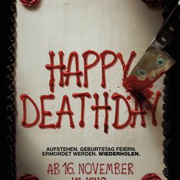 Happy Deathday / Happy Death Day Poster