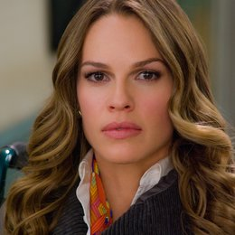Happy New Year / Hilary Swank Poster