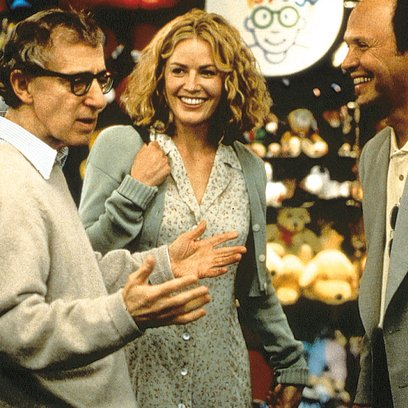 Harry außer sich / Woody Allen / Elisabeth Shue / Billy Crystal Poster