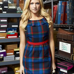 Harry's Law / Brittany Snow Poster