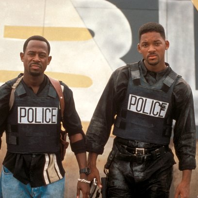 Harte Jungs - Bad Boys / Martin Lawrence / Will Smith Poster