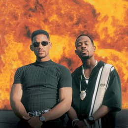 Harte Jungs - Bad Boys / Will Smith / Martin Lawrence Poster