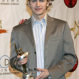 "Hayden Christensen / ""Male Star of Tomorrow"" / 31. ShoWest Awards 2005 in Las Vegas Poster"