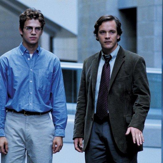 Lüge und Wahrheit / Shattered Glass / Hayden Christensen / Peter Sarsgaard Poster