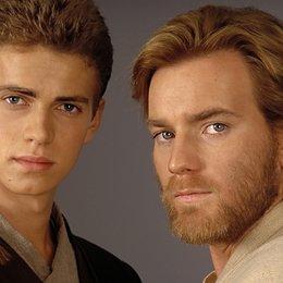 Star Wars - Episode II: Angriff der Klonkrieger / Hayden Christensen / Ewan McGregor / Star Wars: Complete Saga I-VI Poster