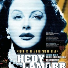 Hedy Lamarr - Secrets of a Hollywood Star Poster