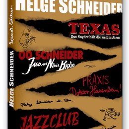 Helge Schneider Special Edition Poster